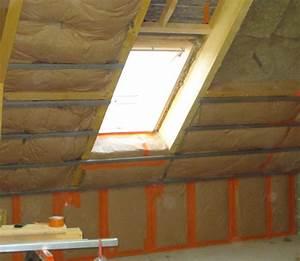 Isolation Thermique Combles : isolant pour comble isolation plancher combles guehenno ~ Premium-room.com Idées de Décoration