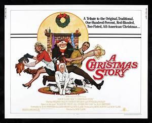 A CHRISTMAS STORY * CineMasterpieces HALF SHEET ORIGINAL ...
