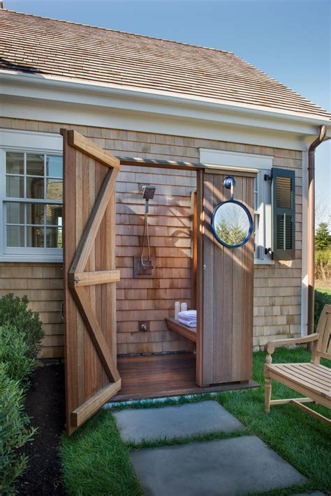 hgtv dream home 2015 outdoor shower hgtv dream home