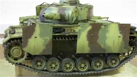 Panzer 3 Pzkfw Iii Ausf N Rc 1/16