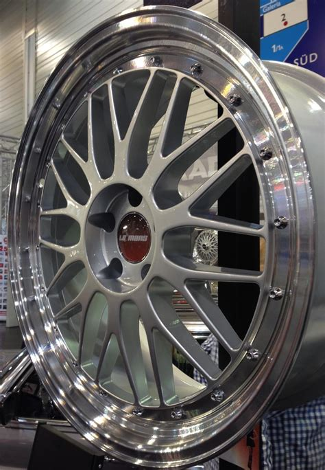 2015 Ib Le Mans Silber Ab Sofort Auch In 8 5x20 Et45