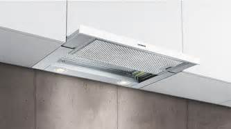 Kitchen Range With Downdraft Ventilation by Quiet And Powerful Siemens Extractor Hoods