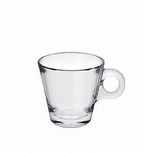 Verre à Café : tasse caf en verre 8 cl x6 arts de la table ~ Teatrodelosmanantiales.com Idées de Décoration