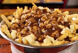 A Poutine for Each Province and Territory