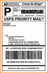 usps label template6 usps shipping label template With free shipping labels usps