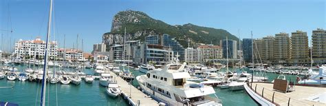 Floating Boat Hotel Gibraltar by Superyacht Hotel Heads For The Rock Mediterranean Berths