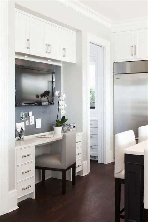 ideas  incorporate  office nook   kitchen