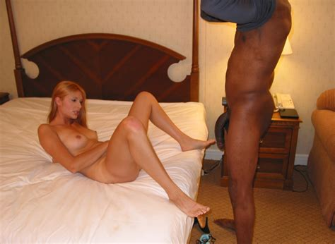 Looks Like Shes Into Black Guys 34 1 In Gallery