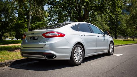ford trend 2016 ford mondeo trend review caradvice