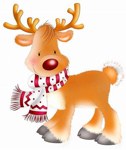 Rudolph Clipart Clip Nose Rudolf Clipground Napkin