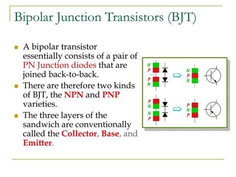 Ppt Bipolar Junction Transistors Bjt Powerpoint