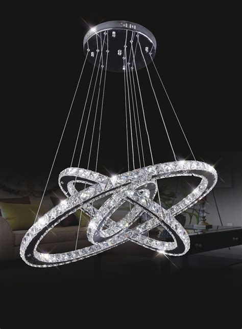 Led Light For Chandelier by Aliexpress Buy Ring Led Chandelier