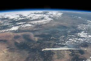 Astronaut View of Fires in Colorado : Image of the Day