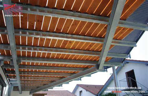 Holzbelag Für Balkon by Balkon Terrassen Deck Direkt Vom Hersteller Krauss Gmbh