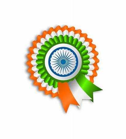 Flag Indian India Transparent Independence Ribbon Background