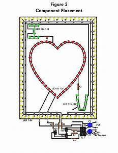 Curving Led Wiring Diagram For Use : led flashing heart schematic design ~ A.2002-acura-tl-radio.info Haus und Dekorationen