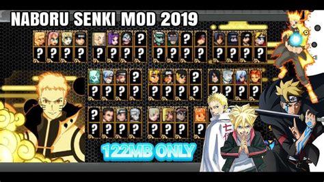 Naruto senki mod legendary shinobi war v4 by zam zam. Download Naruto Senki Mod Apk Full Karakter Terbaru