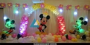 Birthday Party Decorators in Pondicherry, Chennai
