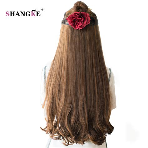 Shangke 26 Long Clip In Hair Extensions Clip In