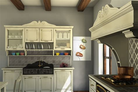lavello della cucina cucine della nonna cucina classica shabby chic cucina