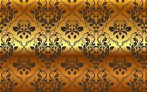 golden pattern vintage gradient vector background gold ...