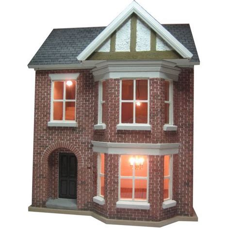 bay view house unpainted kit  scale bdh