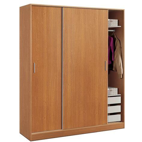 armarios de 3 puertas armario 220cm altura 2 puertas correderas