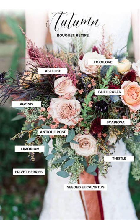 fiori di ottobre per matrimonio 10 diversi fiori per un meraviglioso bouquet autunnale