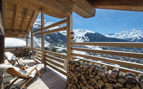 luxury chalets in verbier luxury ski chalet chalet alpin roc verbier switzerland switzerland firefly collection