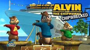 Alvin And The Chipmunks Chipwrecked For Xbox 360 Racer