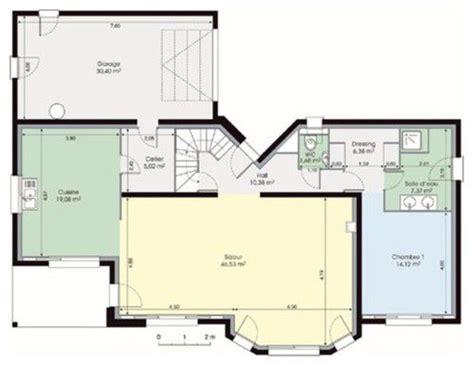 chambre japonaise traditionnelle maison de caractère 1 dé du plan de maison de