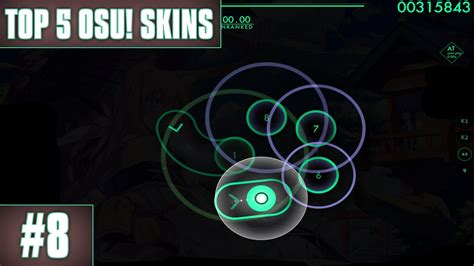 Top 5 Osu! Skins [week 8]
