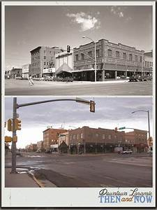104 best Downtown Laramie: Then and Now images on ...