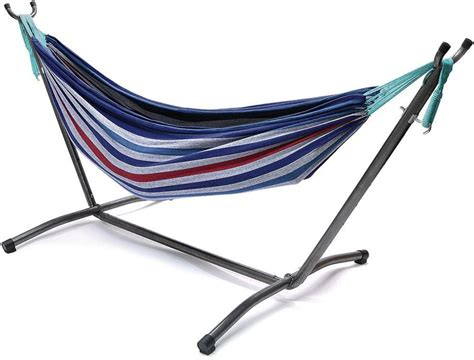 Hammock And Frame by Oztrail Anywhere Hammock Frame Snowys Outdoors