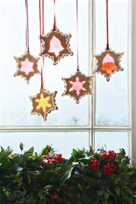 Fensterdeko Weihnachten Hängende by Fensterdeko Zu Weihnachten 104 Neue Ideen