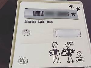 Stickers Boite Aux Lettres : personnaliser sa bo te aux lettres ~ Dailycaller-alerts.com Idées de Décoration
