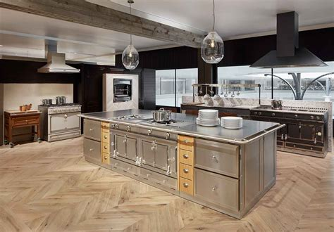 center islands in kitchens la cornue cooktops gas electric ranges abt