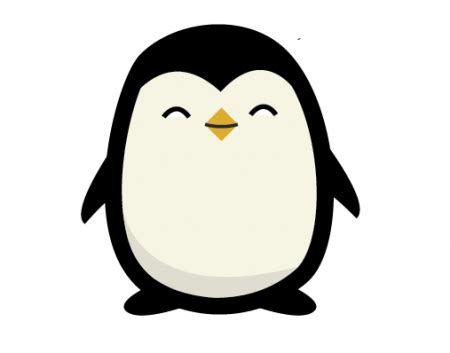 Before you learn how to draw a penguin, did you know? Plancast Penguin // Development Process | Penguin sketch ...