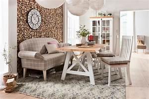 Sitz Sofa Für Esstisch : baumscheiben als wandgestaltung f r ein behagliches ambiente ~ Whattoseeinmadrid.com Haus und Dekorationen