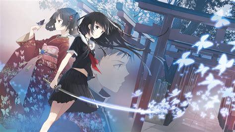 Anime Girl Hd Wallpapers Pixelstalknet