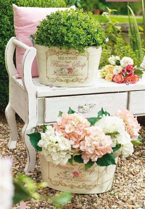 shabby chic garden decor 1416 best shabby chic style images on pinterest shabby chic style shabby chic decor and