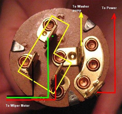 wiper wiring 80 cj5 jeep cj forums