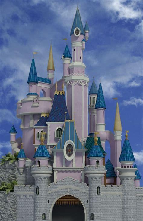 castillo disneyland domestika