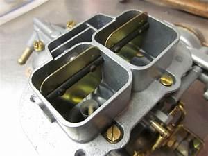 Weber 32-36 Dgav Carburettor-carb Restoration