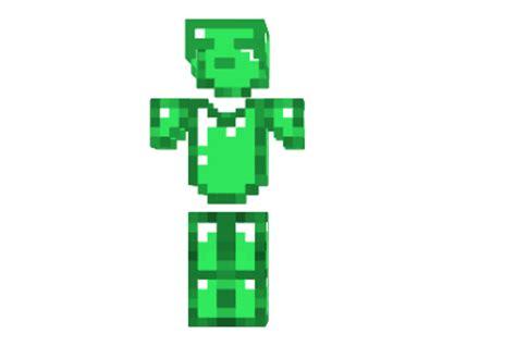 green armor skin file minecraftcom