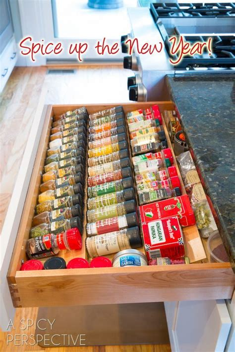 Spice Rack Drawers by 25 Best Ideas About Spice Drawer On
