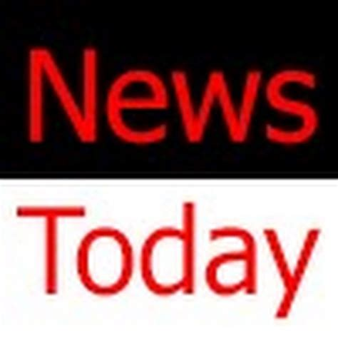 News Today by News Today