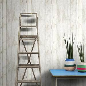 Papier Peint Intissé 4 Murs : papier peint intiss rustik wood cru leroy merlin ~ Dailycaller-alerts.com Idées de Décoration