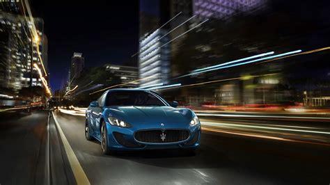 maserati granturismo 2014 wallpaper maserati granturismo sport blue 2014 wallpaper hd car