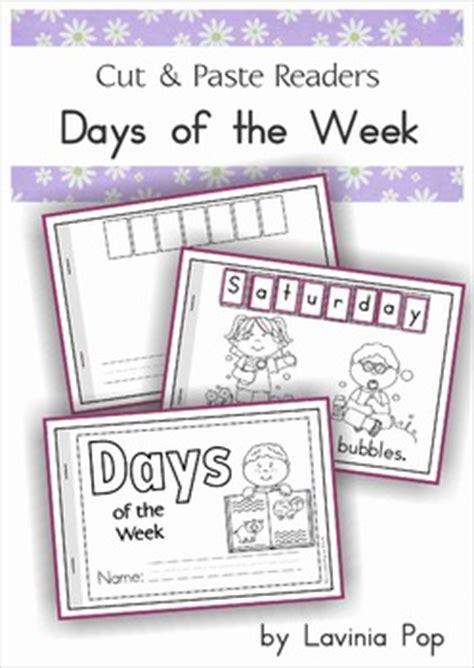 days   week cut paste reader   lavinia pop